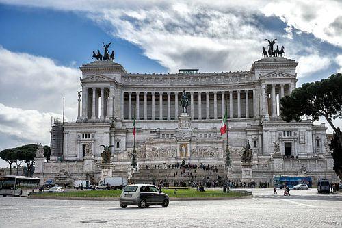 De stad Rome van