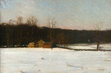 William Langson Lathrop Unbeschriebene Landschaft