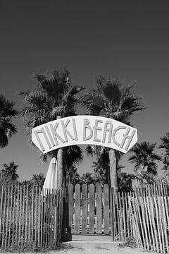 Nikki Beach Saint-Tropez van Tom Vandenhende