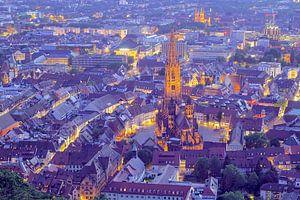 Freiburg von oben von Patrick Lohmüller