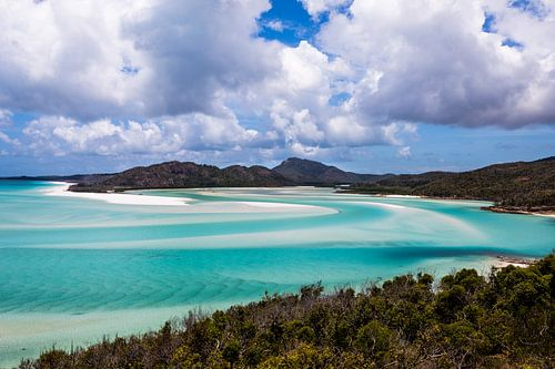 Whitsunday's Hill Inlet