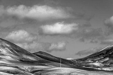 Lanzarote heuvels sur Harrie Muis