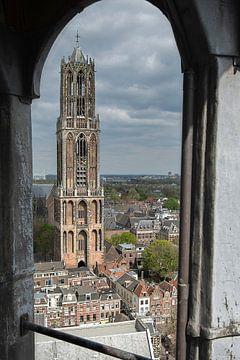 Uniek standpunt op de Domtoren in Utrecht sur De Utrechtse Internet Courant (DUIC)