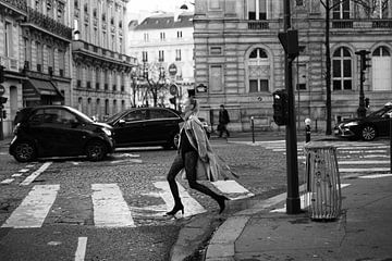 Die Straßen von Paris von Anouk Boonstra