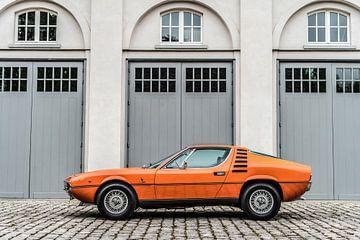 1974 Alfa Romeo Montreal van Bas Fransen