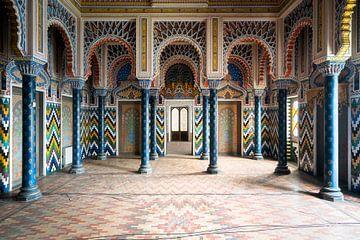 Verlassenes Schloss von Sammezzano. von Roman Robroek