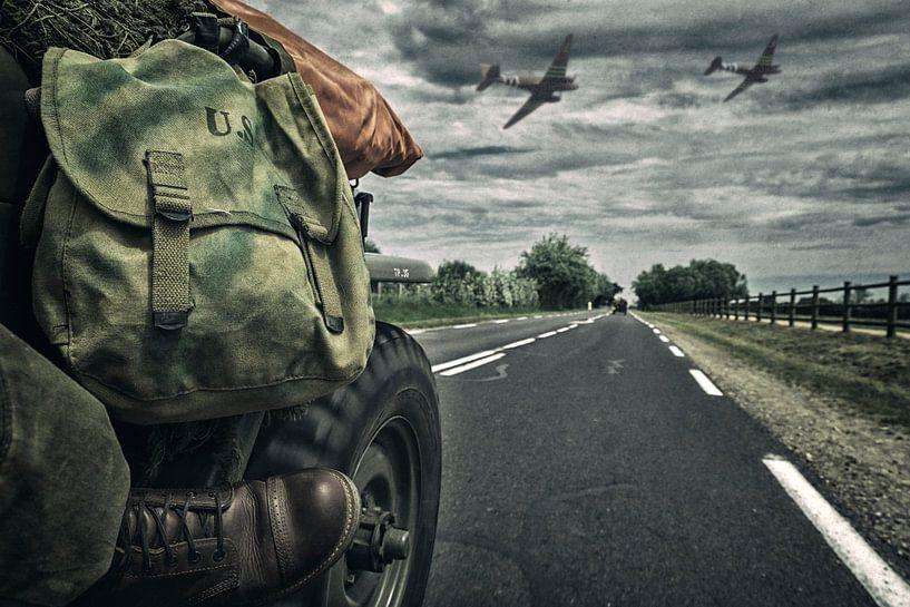 D-day Normandy van Rob van der Teen