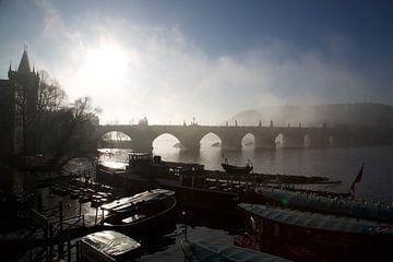 Karelsbrug Praag van LiquesArt