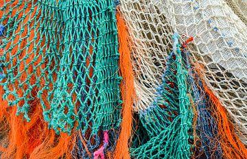 Visnetten van Marcel Pietersen