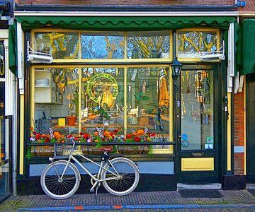 The Shop (De kleurrijke Winkel) van Caroline Lichthart
