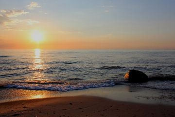 Sanfte Stimmung von Ostsee Bilder