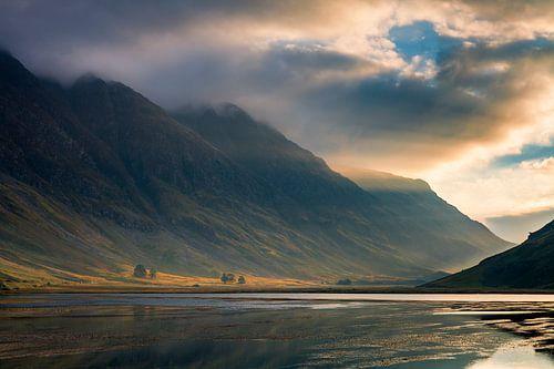 De Schotse Hooglanden van Ton Drijfhamer
