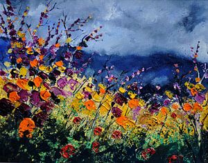 Fleurs sauvages 54