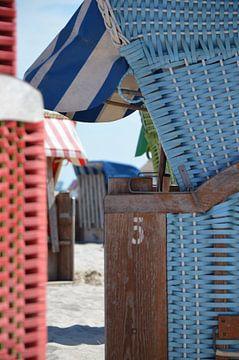 Strandkorb von Corinna Vollertsen