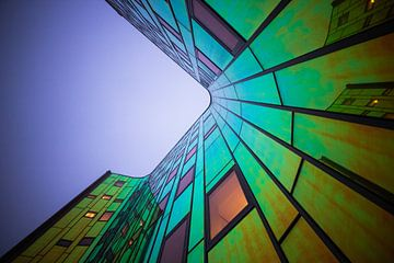 Mehrfarbige Architektur von Rob Tempelman