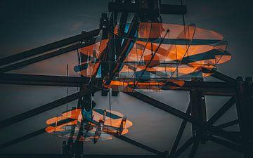 Nuages de verre sur de Utregter Fotografie