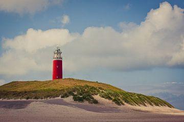 De vuurtoren van Texel van Marco Nedermeijer