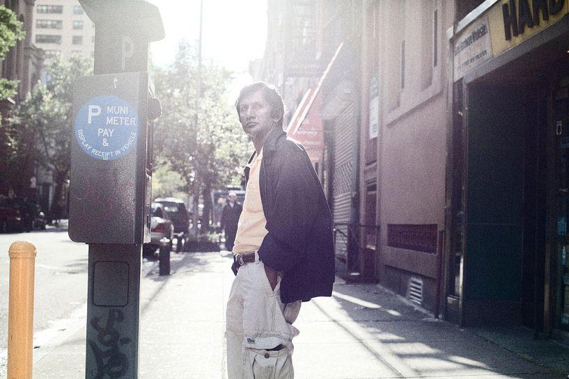 New York Street Life IV van Jesse Kraal