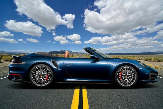 Porsche 911 Spyder, Sportwagen