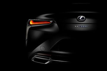 Lexus LC500h von Thomas Boudewijn