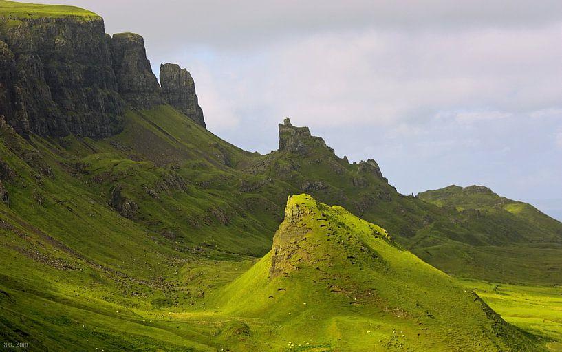 impressions of scotland - quiraing II sur Meleah Fotografie