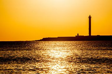 Golden hour Lanzarote sur Jesper Drenth