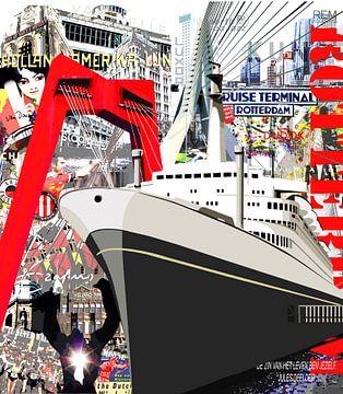 Rotterdam van Jole Art (Annejole Jacobs - de Jongh)