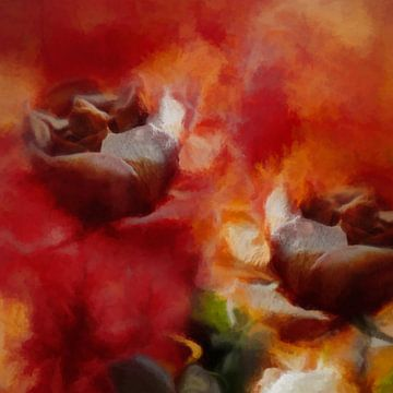 Roses von Andreas Wemmje