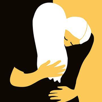 Hug sur Suzanne Allewelt