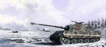 Tiger II van