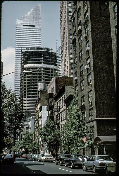 NYC 80th. II  van Michael Schulz-Dostal