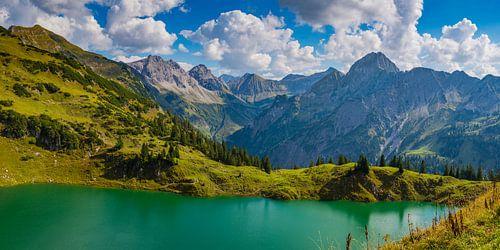 Seealpsee, Allgäuer Alpen von
