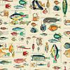 Farbenfrohe Fische von Andrea Haase Miniaturansicht