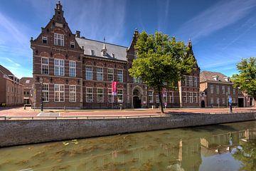 Hochwasserdeich-Kaserne Kampen von Fotografie Ronald