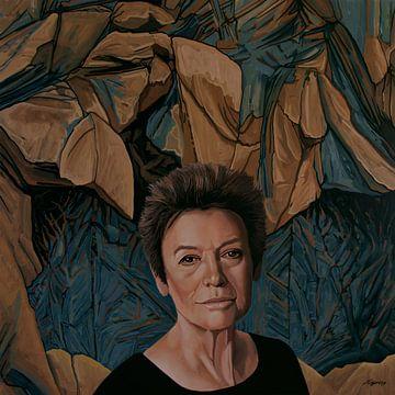 Ursula von Rydingsvard Peinture