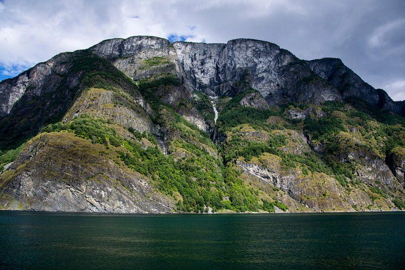 Noorwegen berg van Lisa Berkhuysen