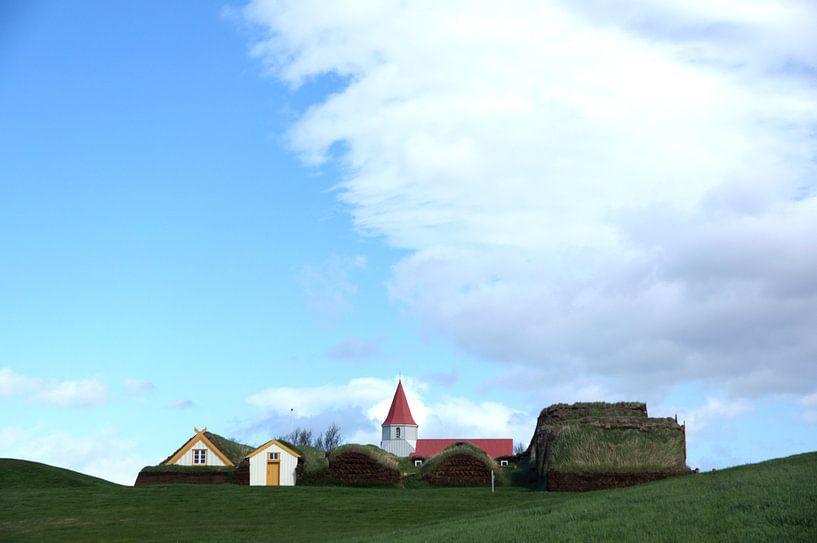 Icelandic Sky van Diebe Media