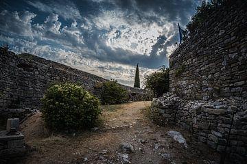 Französische Ruinen von Michel de Jonge