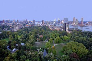Green City Rotterdam von Patrick Lohmüller