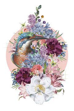 The Uncommon Hidden Kingfisher von Marja van den Hurk