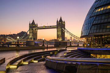 Tower Bridge, Londen van Lorena Cirstea