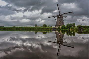 Mühle von Kinderdijk