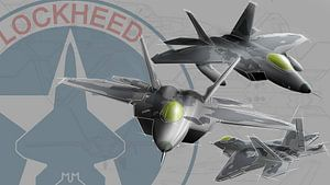 f22 poster