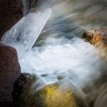 Water en ijs van Jenco van Zalk