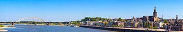 Panorama Nijmegen van