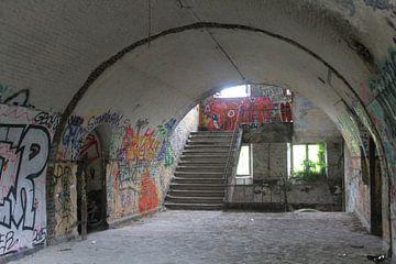 verlaten gebouwen van nicole bol