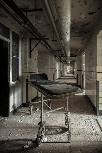 kuuroord-sanatorium-Urbex van Olivier Van Cauwelaert