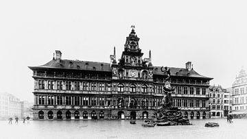 Antwerpen van Rob Boon