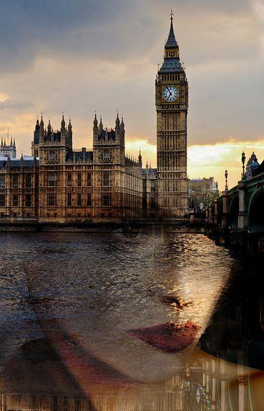 London good by van Dreamy Faces