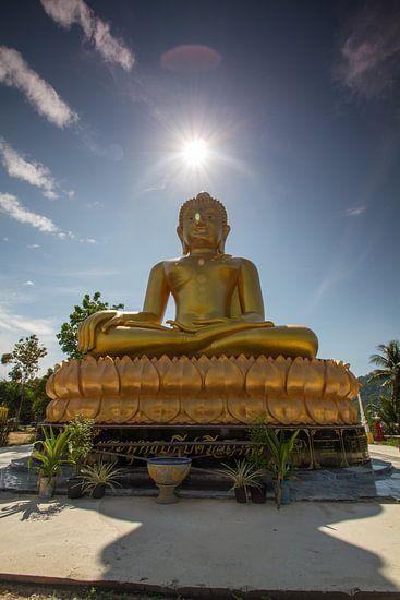 Großer Buddha auf Koh Chang